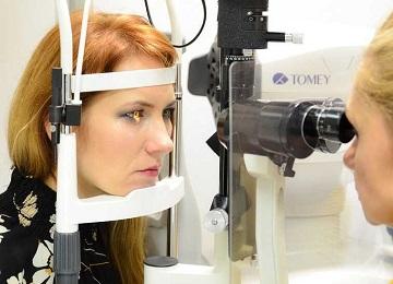Badanie wzroku